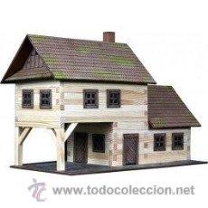 Maquetas: WALACHIA. KIT DE MONTAJE DE MADERA. TABERNA. Lote 50728329