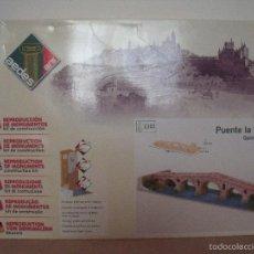 Maquetas: AEDES--PUENTE DE LA REINA REF 1203. Lote 56077139