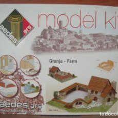 Maquetas: AEDES GRANJA-FARM REF 1414. Lote 66820522