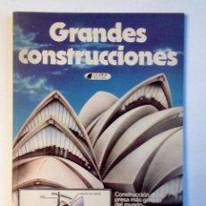 Maquetas: GRANDES CONSTRUCCIONES CLIPPÈR-PLZA&JANÉS HAZ UNA CÚPULA TÚ MISMO. Lote 82257432