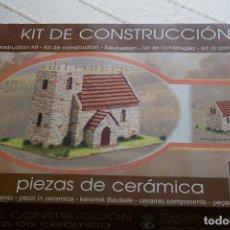 Maquetas: KIT DE CONSTRUCCIÓN REF.03523 ERMITA OLD COTTAGE CUIT OLD COTTAGE DOMENECH NUEVO A ESTRENAR. Lote 86672104