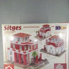 Maquetas: KIT DE CONSTRUCCION CASA COLONIAL SITGES DOMUS KITS 40959 ESCALA 1:60. Lote 95826859