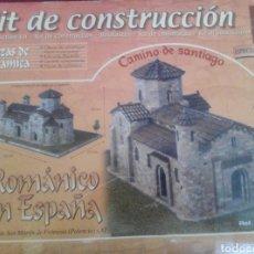 Maquetas: KIT DE CONSTRUCCION. ROMANICO EN ESPAÑA.REF 03.621. Lote 101187982
