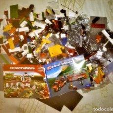 Maquetas: LOTE DE PIEZAS CONSTRUBLOCK. Lote 103238939