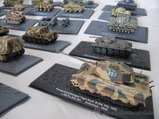 colecci n tanques panzer altaya comprar maquetas