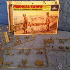 Maquetas: MAQUETA MILITAR CUERPOS MEDICOS ITALERI EJERCITOS 1/35 SOLDADOS Nº329 KIT. Lote 49416254