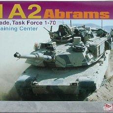 Maquetas: MAQUETA DRAGON 1/72 M1A2 ABRAMS '194TH BRIGADE, TASK FORCE 1-70' #7216 . Lote 98717083