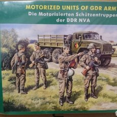 Maquetas: ICM 35322 WARSAW PACT ARMIES MOTORIZED UNITS OF GDR DIE MOTORISIERTEN . Lote 98923091