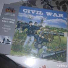 Maquetas: IMEX 1/32 CIVIL WAR ARTILLERY. Lote 100124471