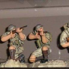 Maquetas: FIGURAS INGLESAS 5 UN. 1/35 DE FORCE OF VALOR. Lote 103873239