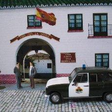 Maquetas: DIORAMA 1/43 CASA CUARTEL DE LA GUARDIA CIVIL......JRDIORAMAS. Lote 30413392
