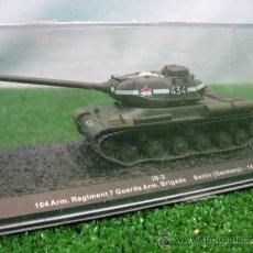 Maquetas: TANQUE ALEMÁN IS-2 DE 1945. Lote 18605251