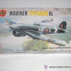 Maquetas: HAWKER TYPHOON IB MAQUETA AVION ESCALA 1/72 AIRFIX - NUEVA A ESTRENAR. Lote 26964219