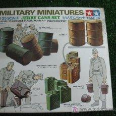Maquetas: (TAMIYA) SET DE MINIATURAS MILITARES ESCALA 1/35. Lote 20598672
