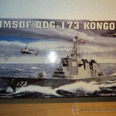 Maquetas: MAQUETA JMSDF DDG-173 KONGO, ESCALA 1/350, MARCA TRUMPETER.-. Lote 26612668