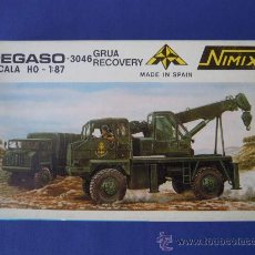 Maquetas: PEGASO GRUA DE NIMIX. Lote 27986961