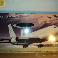 Maquetas: KIT 1/72, E-3 F/E-3 B AWACS, DE HELLER.. Lote 50620742