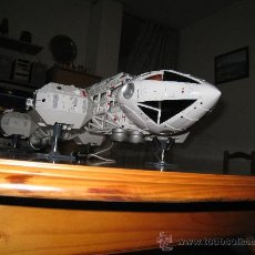 Maquetas: NAVE ESPACIAL EAGLE TRANSPORTER - AGUILA - BASE ALPHA - SPACE / ESPACIO 1999 . Lote 27773336