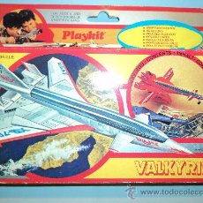 Maquetas: PLAYKIT VALKYRIE, MARCA GAMES COLLECTION.. Lote 27818924