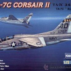 Maquetas: HOBBY BOSS872091/72 TA-7C CORSAIR II. Lote 28533533