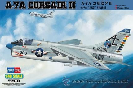 HOBBY BOSS80342A-7A CORSAIR II (Juguetes - Modelismo y Radio Control - Maquetas - Aviones y Helicópteros)