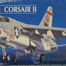 Maquetas: HELLER80329A7 E/H CORSAIR II. Lote 28572653
