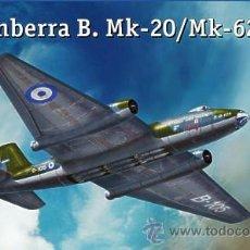 Maquetas: A-MODELAMO-14428E.E. CANBERRA B. MK-20/MK-62 . Lote 28602763