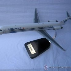 Maquetas: CANÁFRICA, MD-83. Lote 28465277