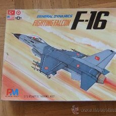 Maquetas: MAQUETA DEL F-16 FIGHTING FALCON 1/72. Lote 28998041