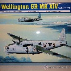 Maquetas: KIT WELLINGTON GR MK XIV, ESCALA 1/72, MARCA TRUMPETER.. Lote 29550761