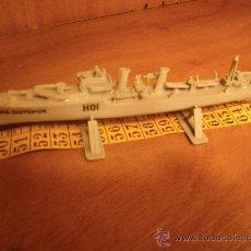 Maquetas: MAQUETA DE BARCO DE GUERRA SEGUNDA GUERRA MUNDIAL. DESTRUCTOR BRITÁNICO HMS HOTSPUR.. Lote 29732968