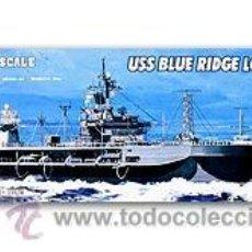Maquetas: USS BLUE RIDGE LCC-19 1997 MAQUETA BARCO ESCALA 1/700 TRUMPETER - ARTICULO NUEVO. Lote 29829649
