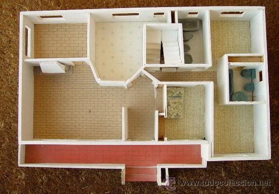 Maquetas: Maqueta en madera de Casa - Chalé...Sanna - Foto 3 - 29910224