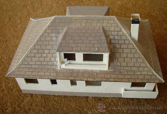 Maquetas: Maqueta en madera de Casa - Chalé...Sanna - Foto 4 - 29910224