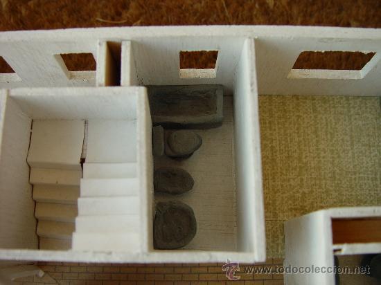 Maquetas: Maqueta en madera de Casa - Chalé...Sanna - Foto 7 - 29910224