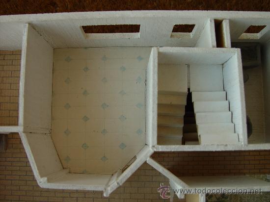 Maquetas: Maqueta en madera de Casa - Chalé...Sanna - Foto 12 - 29910224
