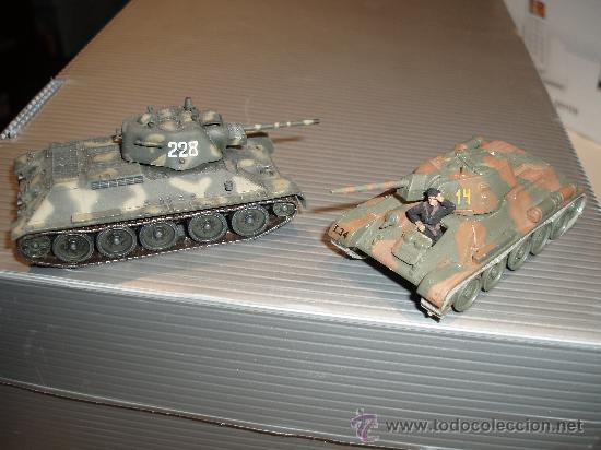 Maquetas: MATCHBOX MAQUETA DE 1/76,HUMBER MKII,PANZER, A ESTRENAR Y TANQUE RUSO T-34 - Foto 2 - 120377422