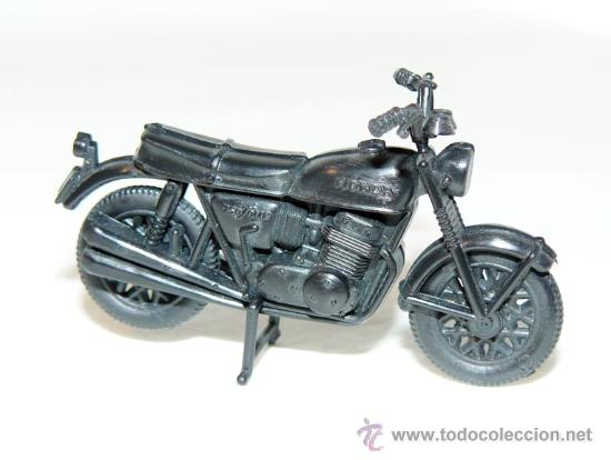 Maquetas: MAQUETA MOTO HONDA 750 FOUR MOTORBIKE PROMOCION YOGURES CHAMBURCY CHAMBOURCY bike - Foto 2 - 172955507