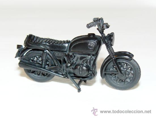 Maquetas: MAQUETA MOTO BMW 750 GERMANY MOTORBIKE PROMOCION YOGURES CHAMBURCY CHAMBOURCY bike - Foto 2 - 173597768