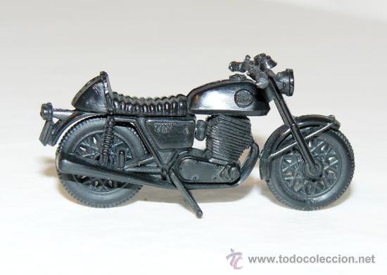 Maquetas: MAQUETA MOTO LAVERDA SF 750 ITALIA MOTORBIKE PROMOCION YOGURES CHAMBURCY CHAMBOURCY bike - Foto 2 - 172955400