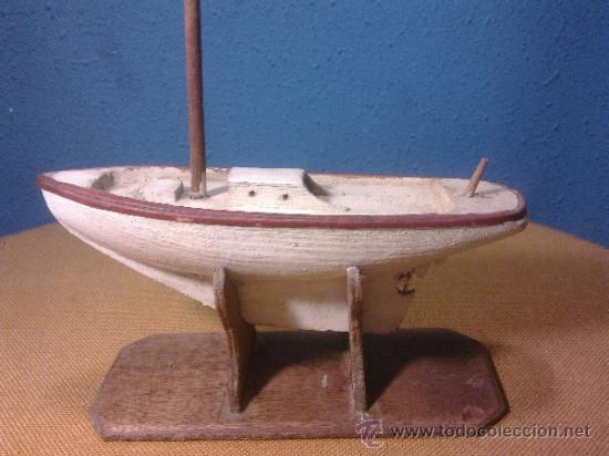 Maquetas: Barco Madera Antiguo - Foto 4 - 31709213