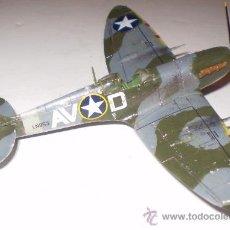 Maquetas: SUPERMARINE SPITFIRE MK.VC. USAF. ESCALA 1/72. Lote 32736949
