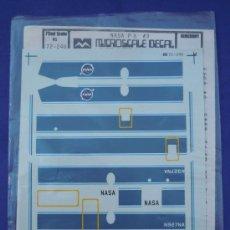 Maquetas: P3 ORION 1:72 CALCAS PARA AVIONES DE LA MARCA MICROESCALE. Lote 32747355