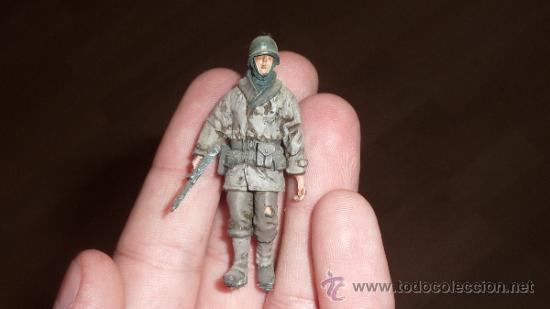 Maquetas: Gran diorama de alemanes segunda guerra mundial en 1:35. Pintados a mano perfectos. - Foto 4 - 33052745