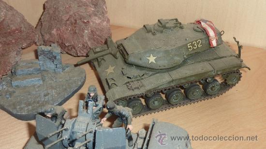 Maquetas: Gran diorama de alemanes segunda guerra mundial en 1:35. Pintados a mano perfectos. - Foto 6 - 33052745