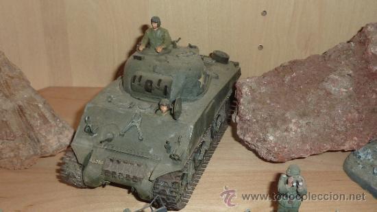 Maquetas: Gran diorama de alemanes segunda guerra mundial en 1:35. Pintados a mano perfectos. - Foto 7 - 33052745