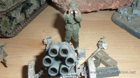 Maquetas: Gran diorama de alemanes segunda guerra mundial en 1:35. Pintados a mano perfectos. - Foto 8 - 33052745