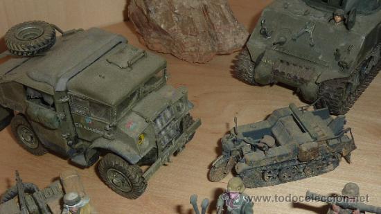 Maquetas: Gran diorama de alemanes segunda guerra mundial en 1:35. Pintados a mano perfectos. - Foto 9 - 33052745