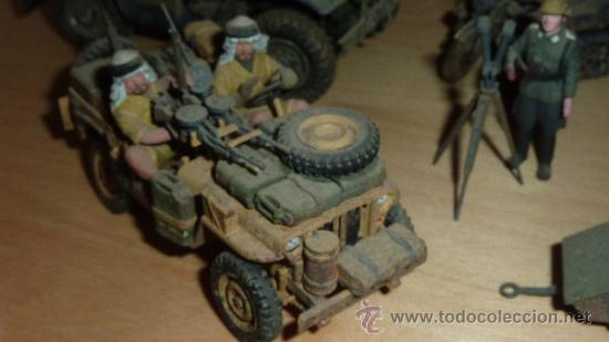 Maquetas: Gran diorama de alemanes segunda guerra mundial en 1:35. Pintados a mano perfectos. - Foto 10 - 33052745