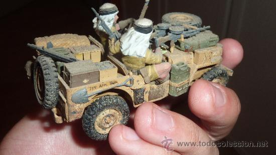 Maquetas: Gran diorama de alemanes segunda guerra mundial en 1:35. Pintados a mano perfectos. - Foto 12 - 33052745